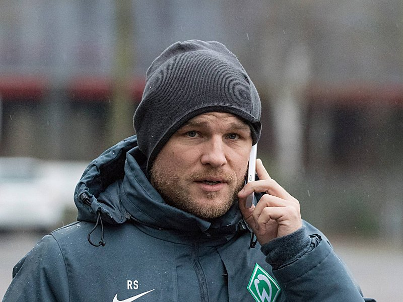 GER 1 FBL Training Werder Bremen 24 11 2015 Trainingsgelaende Bremen GER 1 FBL Training Werde