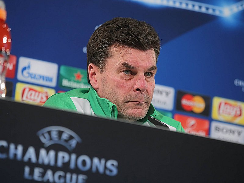 Headcoach Dieter Hecking VfL Wolfsburg