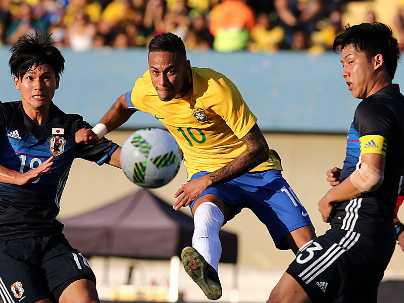 Japan U-23 v Brazil U-23 - International Friendly