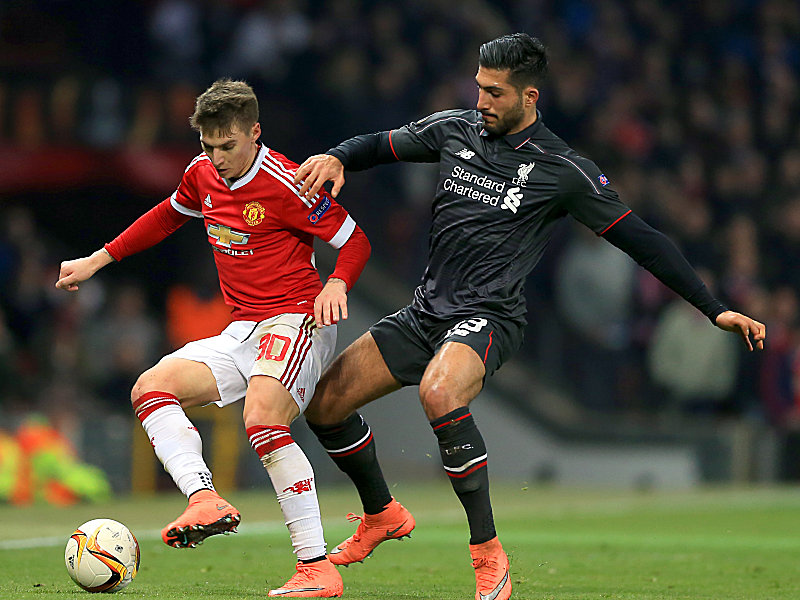 Manchester United v Liverpool - UEFA Europa League - Round of Sixteen - Second Leg - Old Trafford