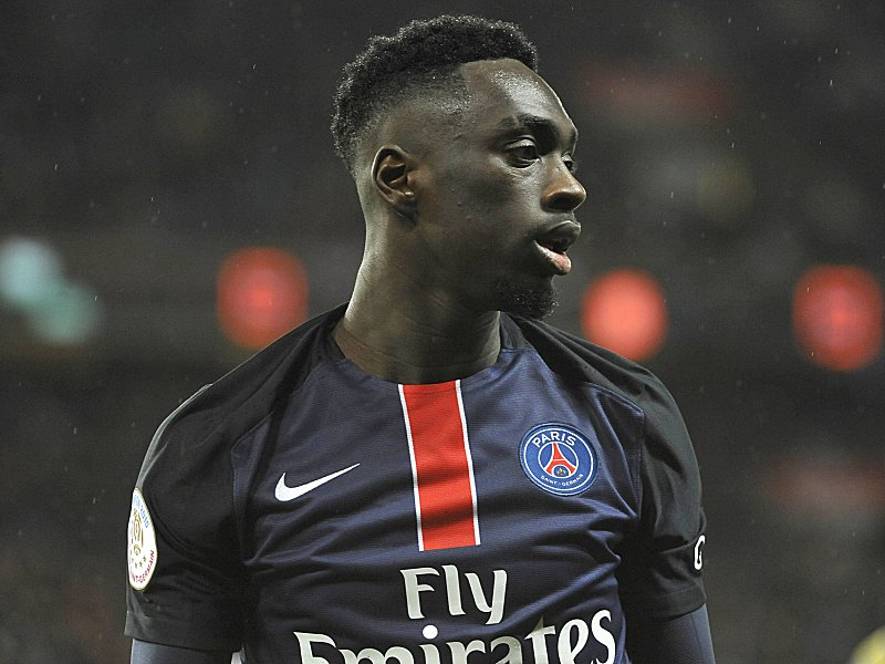 JEAN KEVIN AUGUSTIN psg FOOTBALL Paris ST Germain PSG vs OSC Lille Ligue 1 13 02 2016 FEP