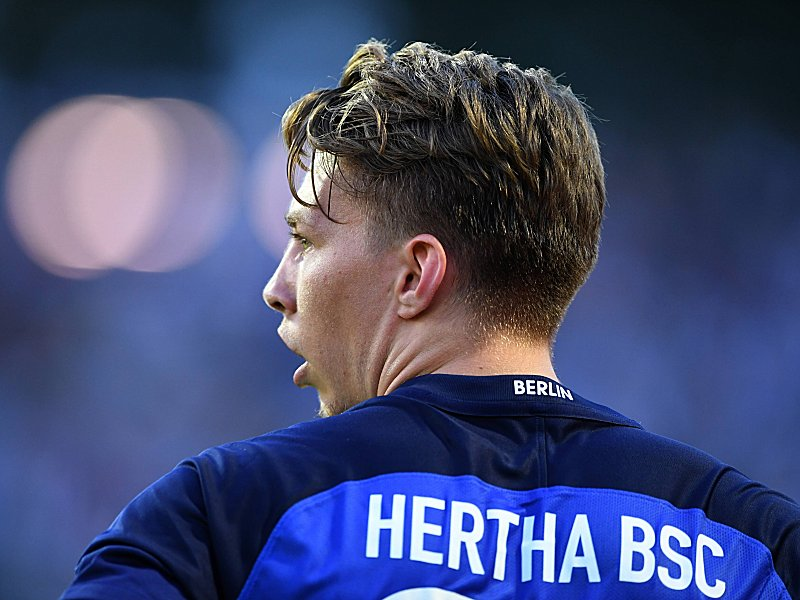 Mitchell Weiser Hertha BSC Hertha BSC Berlin Bröndby IF Europa League Qualifikation 3 Runde