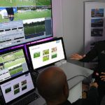 Fussball International Home of FIFA 20 09 2016 Video Assistant Referees Project Testspiel Pressege