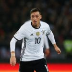 HANOVER, GERMANY - OCTOBER 11:  Mesut Oezil of Germany controls the ball during the FIFA 2018 World Cup Qualifier between Germany and Northern Ireland at HDI-Arena on October 11, 2016 in Hanover, Germany.  (Photo by Joern Pollex/Bongarts/Getty Images)